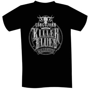 Long John & the Killer Blues T-Shirt